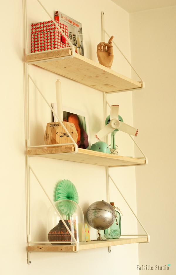 d co ma nouvelle tag re esprit scandinave fafaille studio. Black Bedroom Furniture Sets. Home Design Ideas